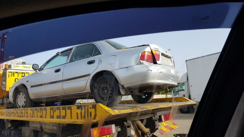 תמונות של רכבים לפירוק